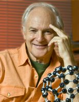 Sir Harry Kroto, Nobel Prize-winning chemist, dies at 76