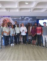 NANOSMAT Members visit iThemba Labs in Cape Town, South Africa