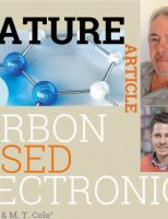 Carbon Based Electronics
